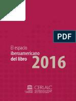 Cerlalc Espacio Iber Libro 2016