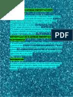 Ventajas de Elaborar Presentaciones Electronicas