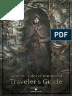 Torment Tides of Numenera - Traveler's Guide (Manual)