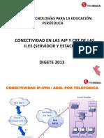 CONECTIVIDAD AIP Y CRT  II.EE SERVIDOR.pptx