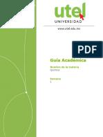 Guía Académica- Semana 1