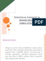 Modeling & Simulation Lect 27 28