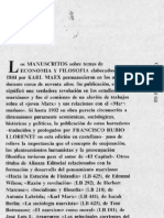 Karl Marx Manuscritos Economico Filosoficos Cropped