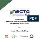 GuidelineManualNEGTA2018-EnergyEfficientBuildings