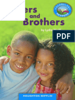 K.1.1 Sisters and Brothers (Social Studies)