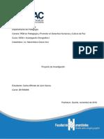 Economia Del Municipio de Pachalum.