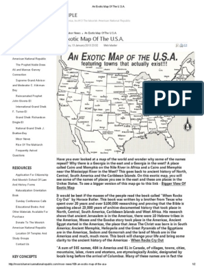 An Exotic Map Of The U S Abrahamic Religions Religion And Belief