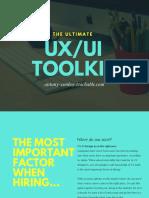 UX/UI Toolkit