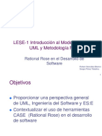 LESE-1 - Introduccion Al Modelado Visual