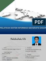 Sistem Informasi Geografis Sttnas 21 Januari