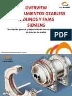 Overwiev Accionamientos Gearless Siemens