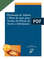 Atlanta Declaration Unofficial Portuguese