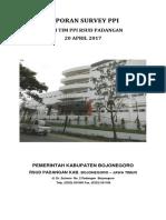 Cover Lap Survey Ppi 20 April