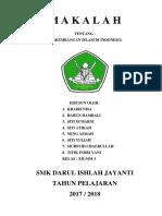 M A K A L A H PERKEMBANGAN ISLAM DI INDONESIA.docx