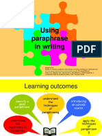 USING_PARAPHRASE_IN_WRITING.ppt