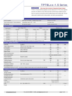 TP78LXX-1.5   dc dc converters