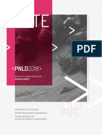 Guia PNLD 2018 Arte