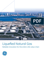 Ge Oil and Gas Liquefied Natural Gas Lng Solutions