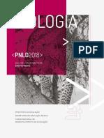 Guia PNLD 2018 Biologia
