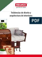Guia Helvex Perú (Tendencias de Diseño y Arquitectura de Interiores)