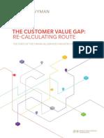 The Customer Value Gap