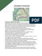 Constituirea Voievodatului Transilvaniei