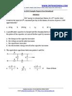 jeemain2015samplepapersfreedownload-140617041657-phpapp01