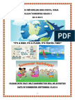 Holiday Homework Grade 5 2014-15