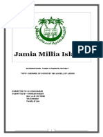 Itf Project Law
