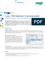 Sage Gestion Commerciale Industrie