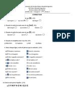 7 Teste 1 Oral 1718 Correction