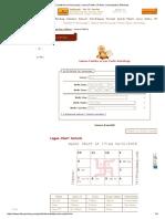 Drikpanchangam - Chart With Chennai and Lagna Gemini