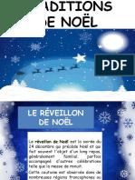 Traditions de Noël