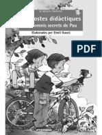 Propostes didáctiques Els somnis secrets de Pau
