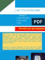 Penentuan Titik Benchmark