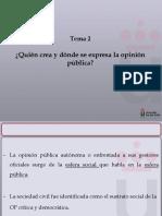 TEMA-2 - Opinión pública URJC