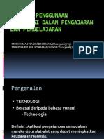 Kump 8 (Isu Isu Penggunaan Teknologi Dalam Pengajaran Dan Pembelejaran)