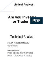 Basic of Technical Analyst