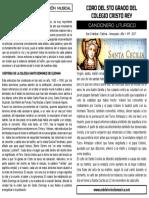 Cancionero Iglesia El Angel - Portada