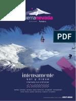 Folleto Sierra Nevada 17 18