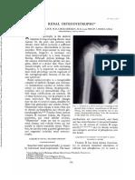 1968 Renal Osteodistrofi