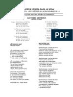 Coro Infantil 24 Diciembre 2014