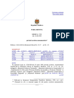 LEGE Nr. 1530  din  22.06.1993 privind ocrotirea monumentelor
