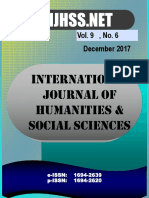 Vol 9 No 6 - December 2017