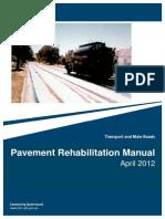 QTMR Pavement Rehabilitation Manual 2012-04