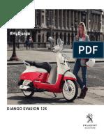 Peugeot Django 50-125
