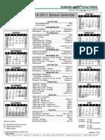 Calendar2010-2011A