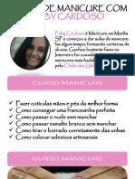 Vídeo Aulas de Manicure Passo a Passo Com Faby Cardoso