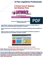 Planilhas Excel Para Lotofácil