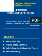 Learning Through Experience Final